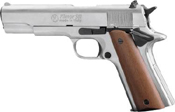 Kimar 1911 Blank Firing Gun 8mm Nickel