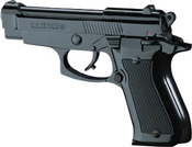 Beretta M85-8MM Blank Firing Gun-Black