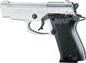 Beretta M85-8MM Blank Firing Gun Replica -Nickel