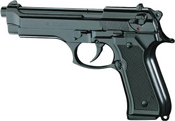 Full Auto Beretta M92F-8MM Blank Firing Gun-Black