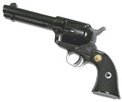 1873 Peacemaker .22LR/6mm Blank Gun- Black
