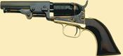 1849 Pocket Black Powder Revolver