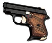 Beretta Jetfire 950 8mm Blank Guns-Black-Gold