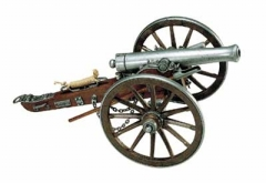 US Civil War Cannon.