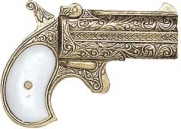 Derringer Deluxe Gold