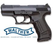 Walther P99 Blank Gun 9MMPA Black