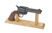 Pistol Stand For Fast Draw Western Pistols