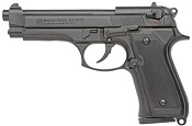 Beretta M92F-8MM Blank Firing Gun-Black