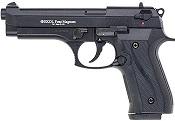 Beretta V92-F 9MM PA Blank Firing Guns - Black