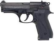 Beretta V92-F Compact 9MM PA Blank Firing Guns - Black