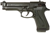 Jackal V92F Blank Firing Gun Full Automatic Beretta 9MM PA Black