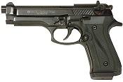 Jackal V92F Blank Firing Gun Full Automatic Beretta 9MM PA Black