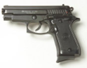 P229 9 MMPA Blank firing gun- Black