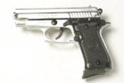 P229 9 MMPA Blank firing gun Nickel