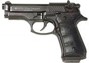 Full Automatic Blank Gun Beretta V92F Jackal Compact 9MM PA Black