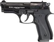 Jackal V92F Compact Full Automatic Blank Gun Beretta 9MM PA Black