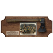 Boston Tea Party Deluxe Frame Set Dark Wood