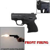 Zoraki M906 Front Fire 9MMPA Blank Gun-Black