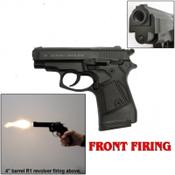 Zoraki M914 Full Auto Front Fire 9MMPA Blank Gun-Black
