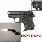 Front Firing Jetfire Blank Gun 8MM-Black