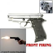 P229 Front Fire blank firing 9MMPA Blank Gun-Chrome