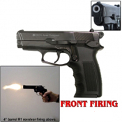 ARAS SWAT Compact Front Fire blank firing 9MMPA Blank Gun-B