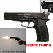 ARAS SWAT Front Firing Replica Gun-Black Finish