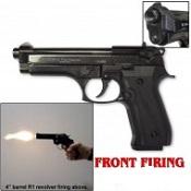 V92-F Front Firing Blank firing gun Black
