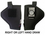 Nylon Gun Belt Holster 4""