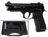 Blow V92F Full Auto Blank Firing Machine Gun Black