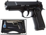Blow F06 9MM Blank Firing Replica Gun Black Finish