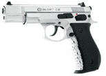 Blow C06 9MMPA Blank Firing Gun Chrome