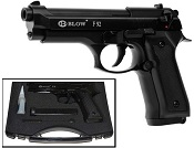 Blow V92F 9MMPA Blank Firing Gun Black Finish