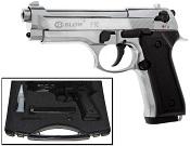 Blow V92F 9MMPA Blank Firing Gun Chrome Finish