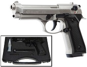 Blow V92F 9MMPA Blank Firing Gun Satin Finish