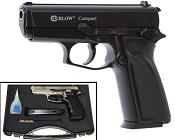 Blow ARAS Compact HP 9MMPA Blank Firing Gun-Black
