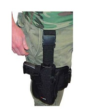 Thigh Pistol Holster    