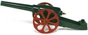 16MM Siege Field Gun Military Green