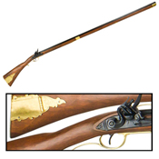 Kentucky Flintlock Long Rifle Replica