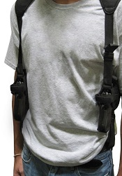 Double Shoulder Pistol Holster