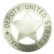 Deputy United States Marshal Badge