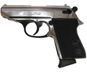 Broken Kimar 8mm PPK blank gun Nickel