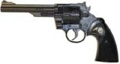 "Broken Kimar 44 magnum  6"" blank gun 9MM/380 black"