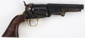 1851 Navy Steel Sheriff Revolver Blank Firing Gun 380/9MM