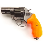 Viper 2.5 Starter-Training 6mm/22LR Blank Pistol Orange Grips