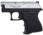 Botan 9MMPA Blank Gun-Nickel Black