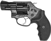 ".38 Snub Nose 2"" Revolver 9mm/380 Blank Firing Gun-Black"