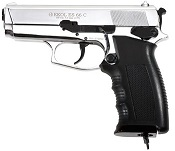 66C-Compact ARAS BB Pistol-Chrome