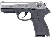 Beretta PX4 Storm Nickel 9MMPA Blank Firing Gun