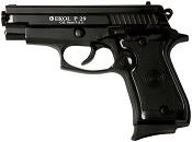 Sig Sauer P229 Rev2 Replica 9 MMPA Blank firing gun-Matte Black